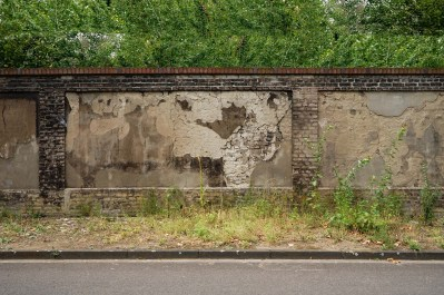 Wolfgang Ahrens The Wall VI 2019