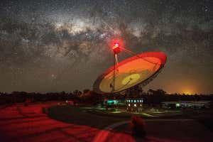 Weird radio beam probably isn't aliens but it's the best candidate yet