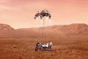 NASA probe on Mars may feel the ground shake as rovers land in 2021