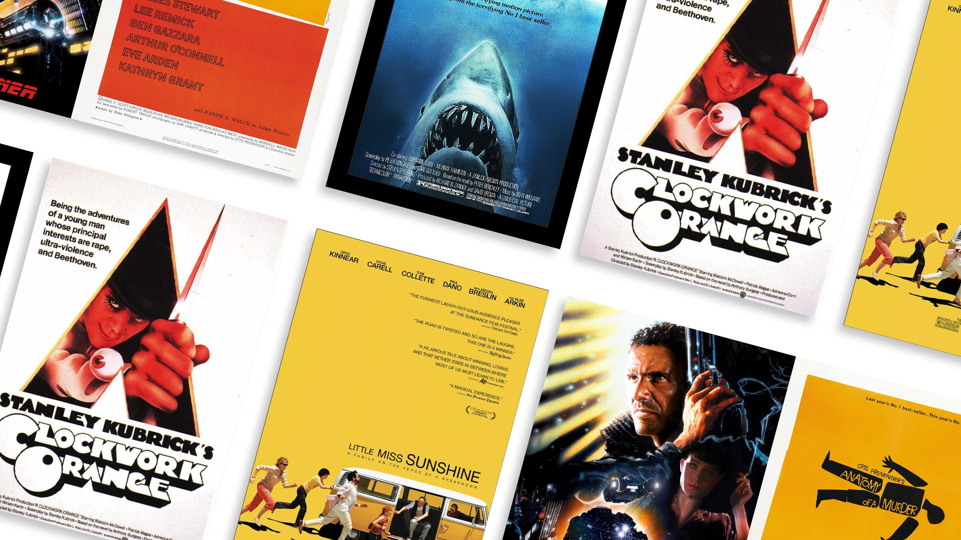 10 Best Movie Poster Design Cover