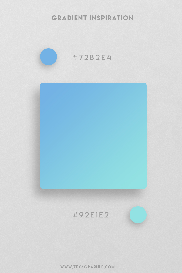 26 Jordy Blue Charlote Beautiful Color Gradient Inspiration Design