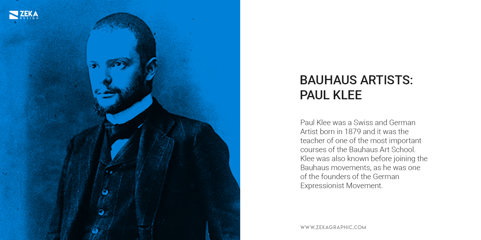 Bauhaus Artist Paul Klee Graphic Design Color Theory