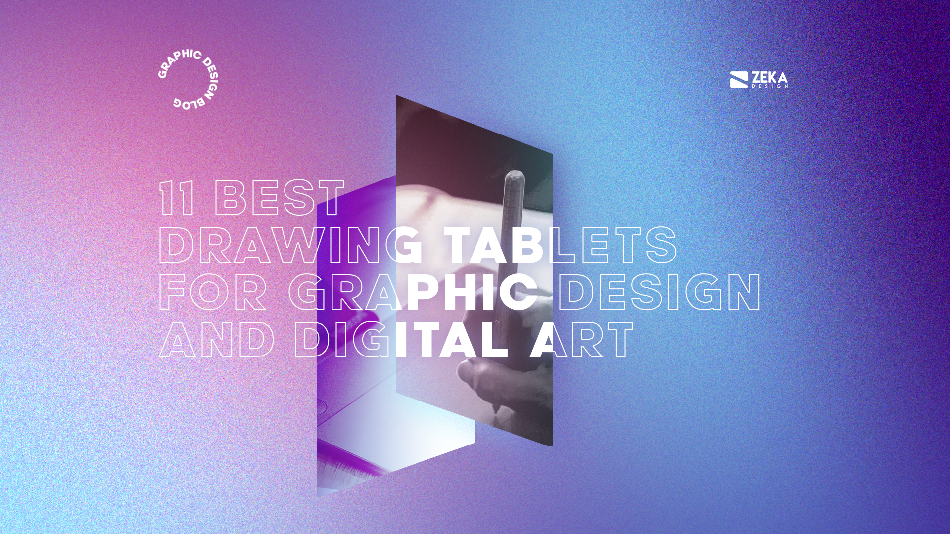 Best Drawing Tablet for Graphic Design and Digital Art