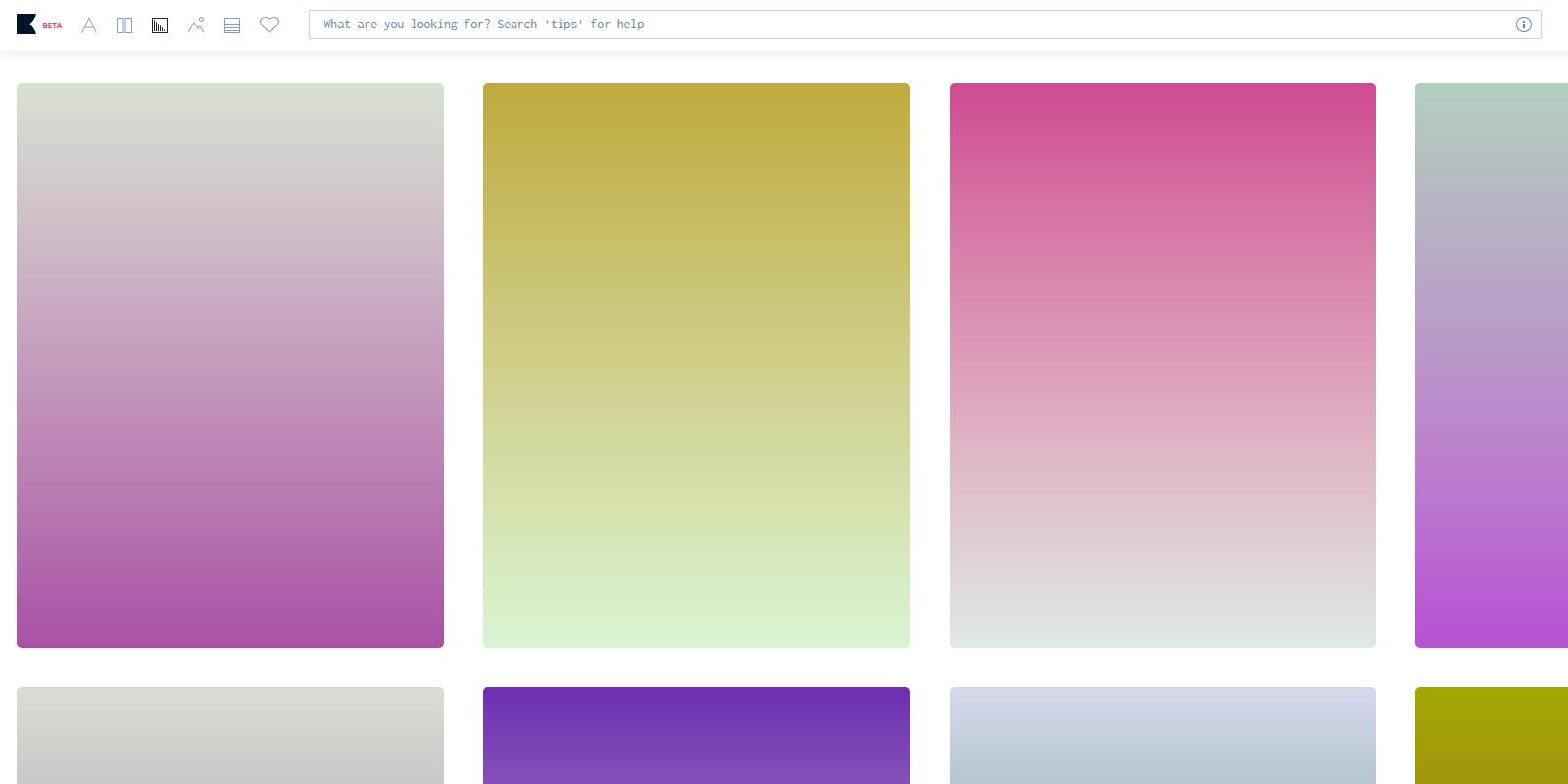 Best Online Color Gradient Generator Khroma Graphic Design