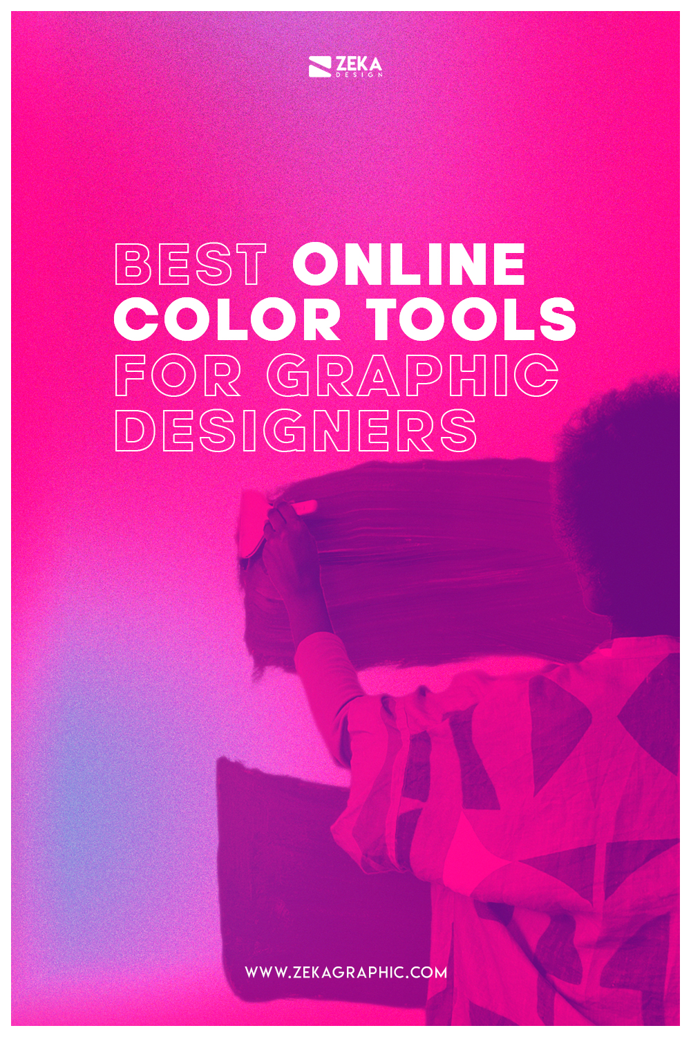 Best Online Color Tools For Graphic Designers Pin