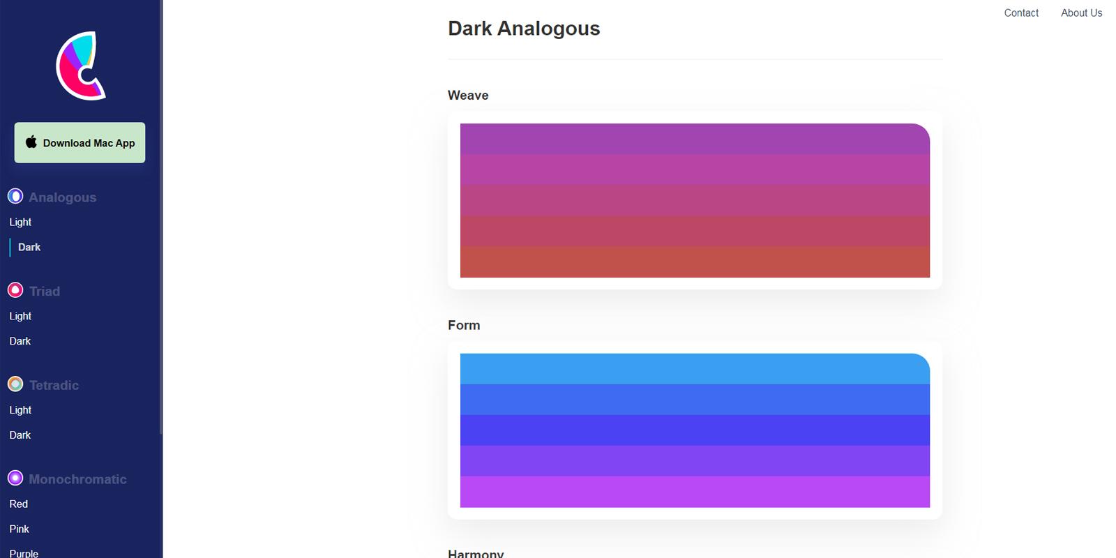 Best Online Tool Color Palette Generator Culrs for Design Inspiration
