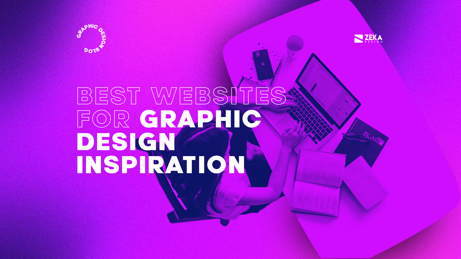 Best Websites for Graphic Design Inspiration and Ideas 2021