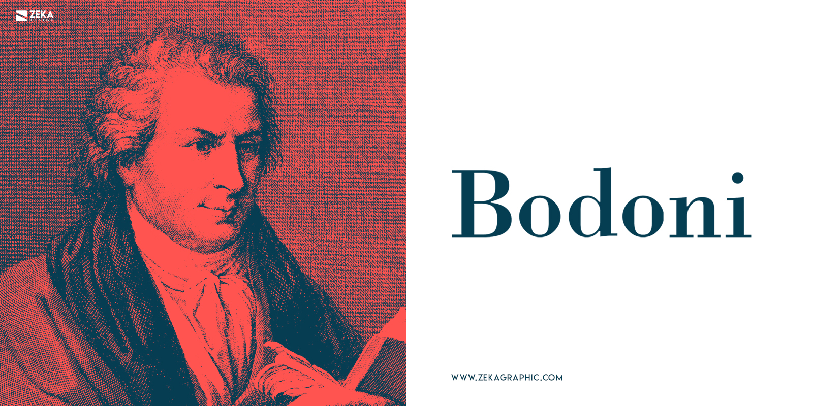 Bodoni Fonts Every Graphic Designer Should Have