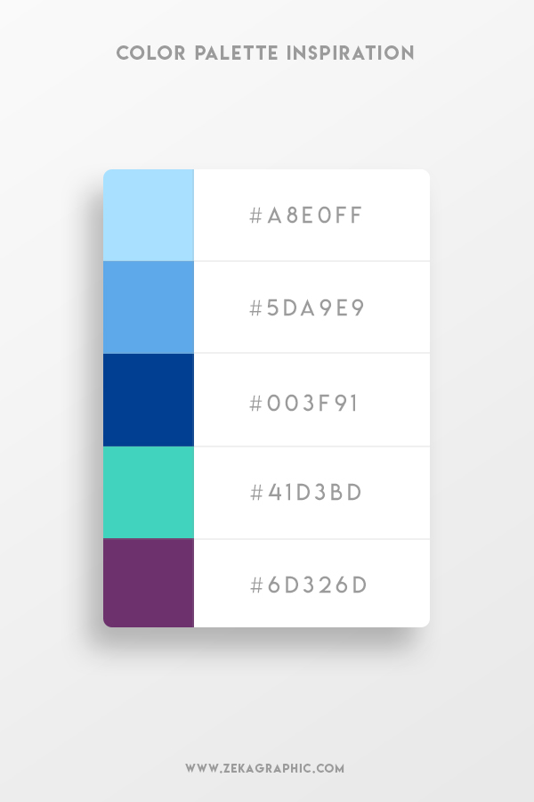 Color Palette Design Inspiration Graphic Design 6