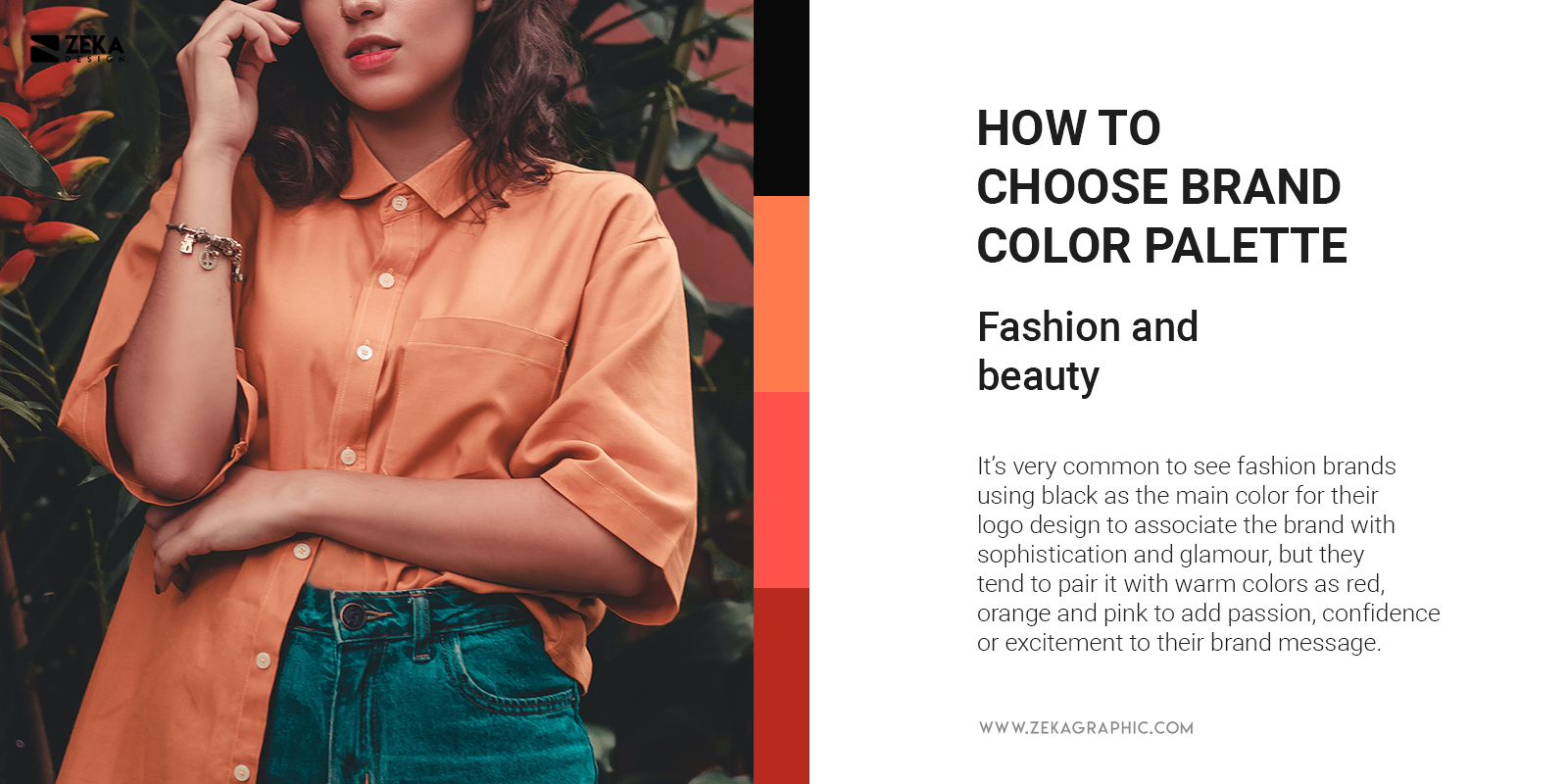 Fashion and Beauty Brand Colors Trend Branding Tips