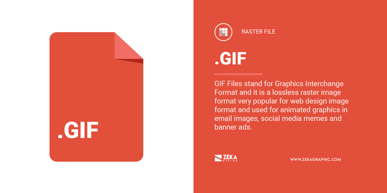 GIF File Format in Graphic Design Explained