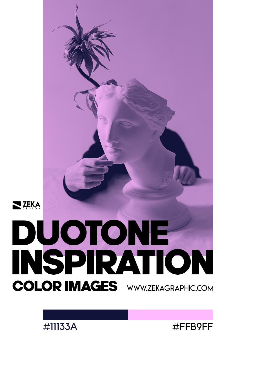 Graphic Design Color Duotone Inspiration 05