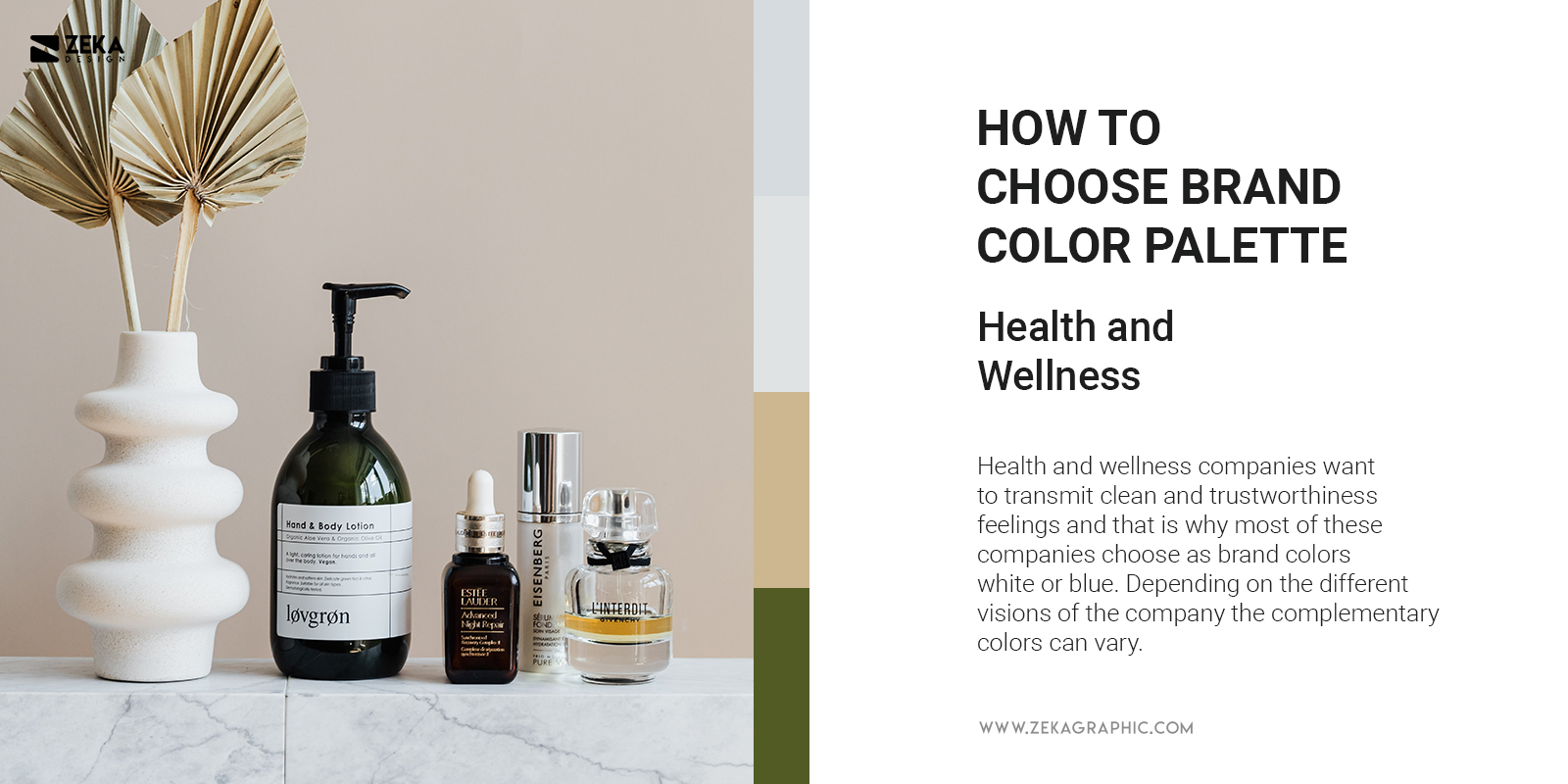 Health and Wellness Brand Colors Trend Branding Tips