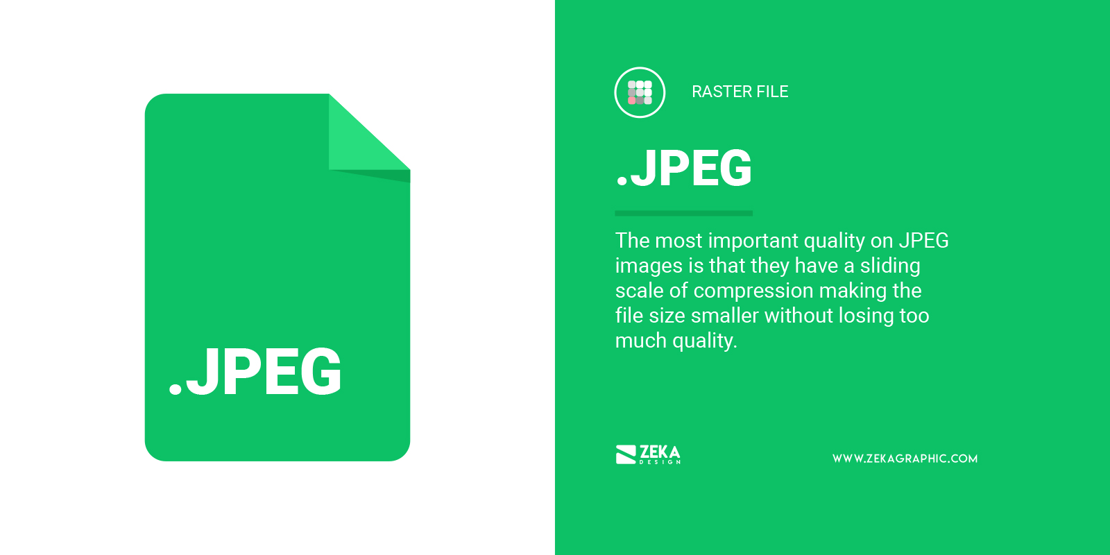 JPEG File Format in Graphic Design Explained
