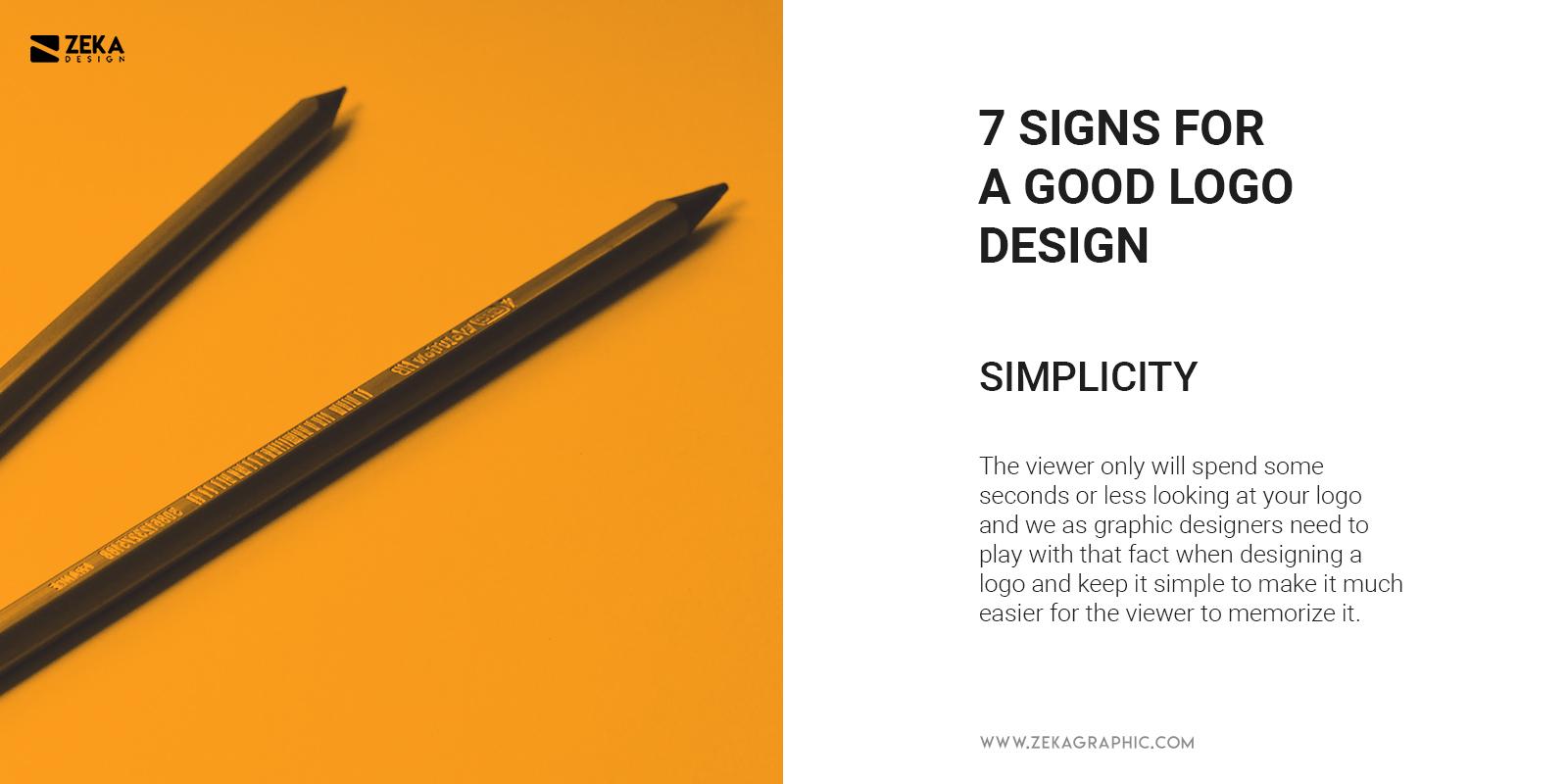 Simplicity Logo Design Quality What Makes Good Logo Design