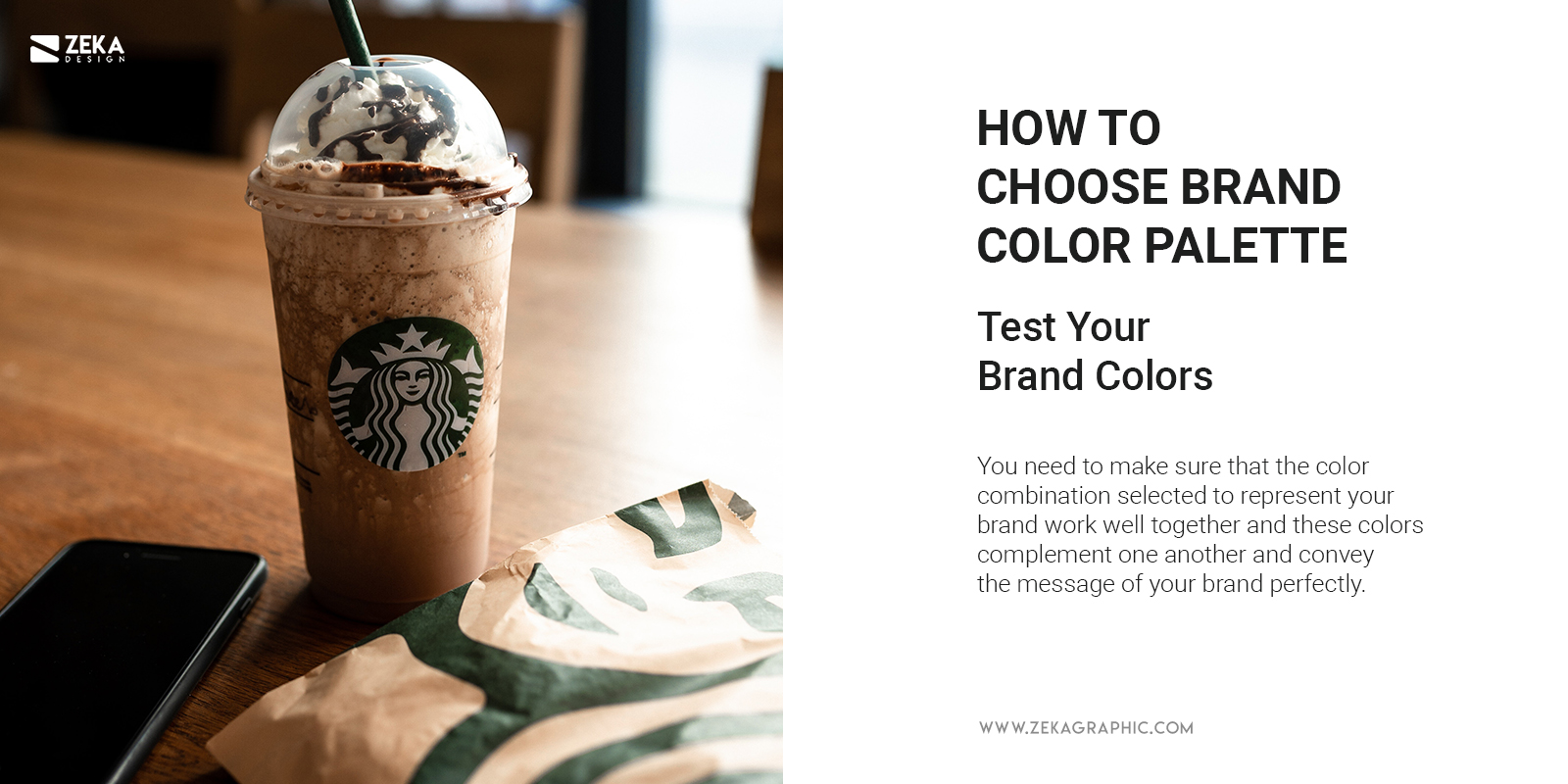 Test Your Brand Colors Graphic Design Guide