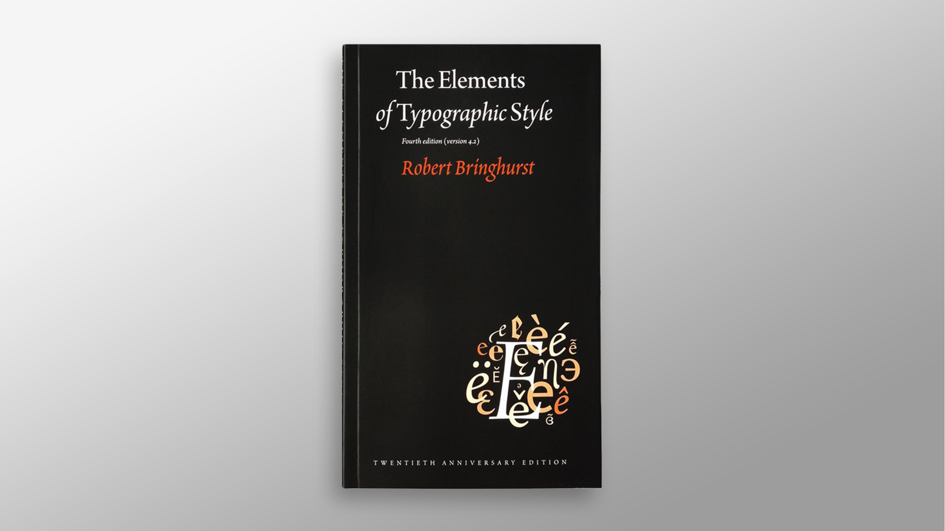 The Elements Of Typographic Style Graphic Design Books