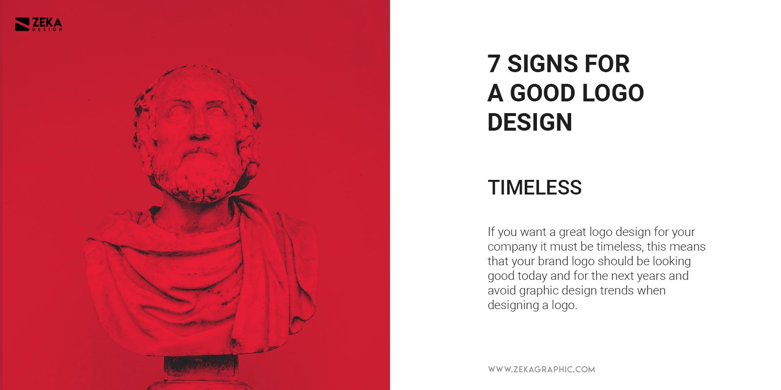 Timeless Logo Design Quality What Makes Good Logo Design