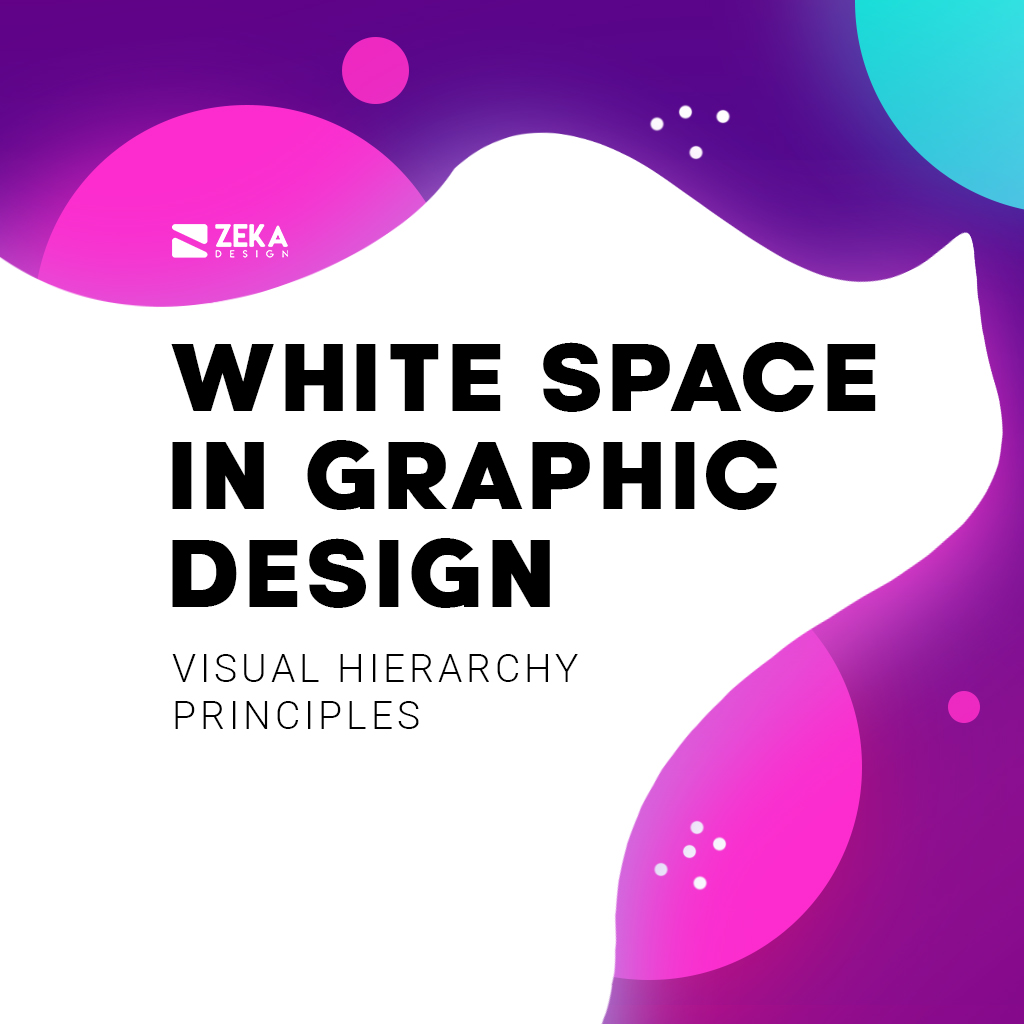 White Space in Graphic Design Visual Hierarchy Principles Explained