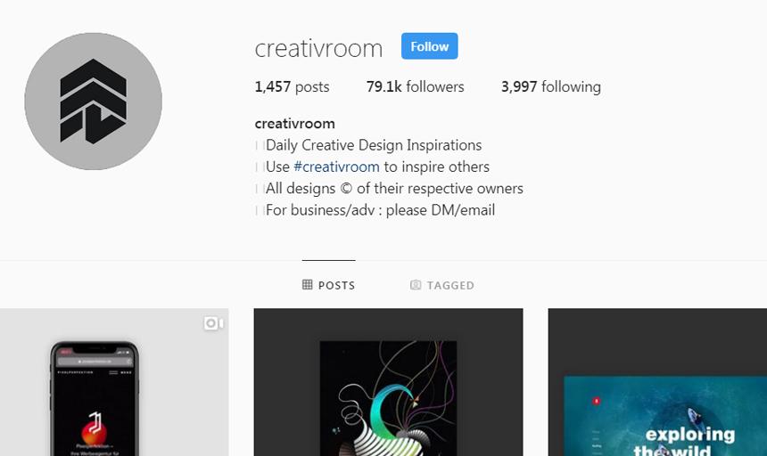 Best Instagram Accounts to Follow on Instagram For Inspiration creativroom
