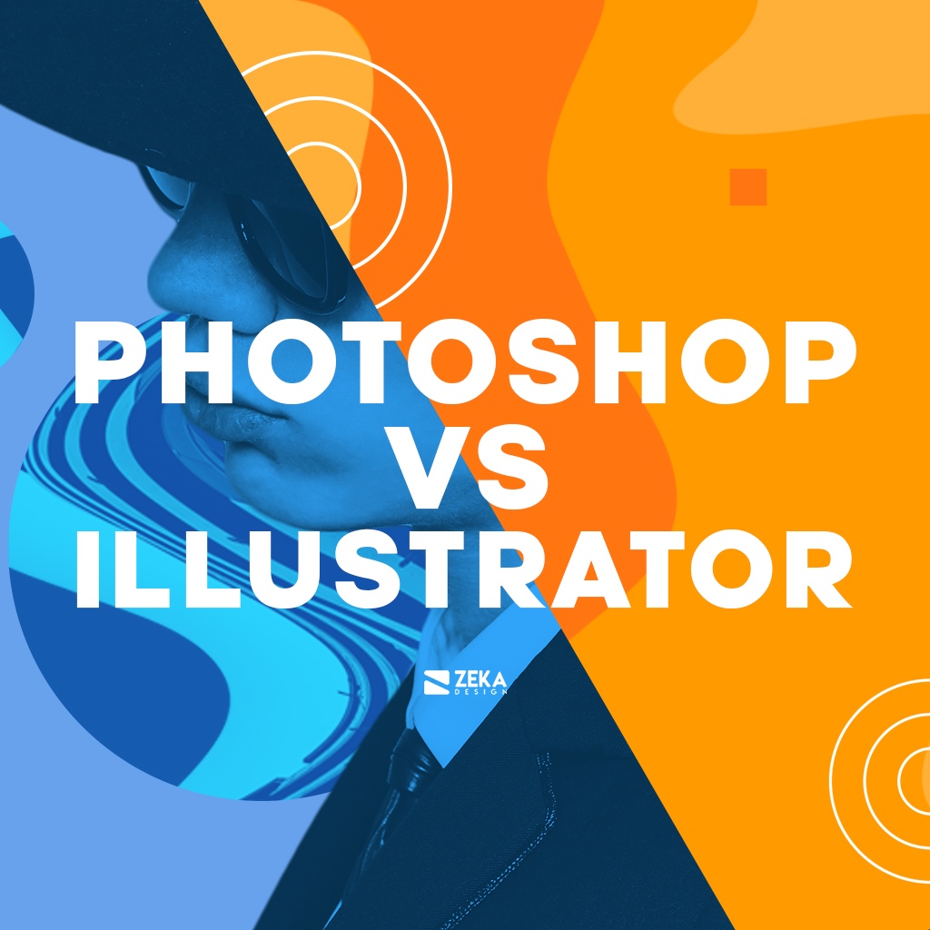 Adobe Photoshop Vs Illustrator What is The Difference