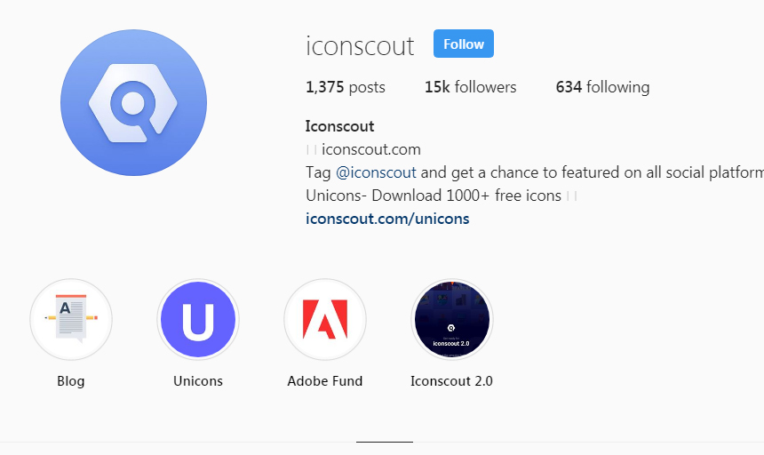 Best Instagram Accounts to Follow on Instagram For Inspiration iconscout
