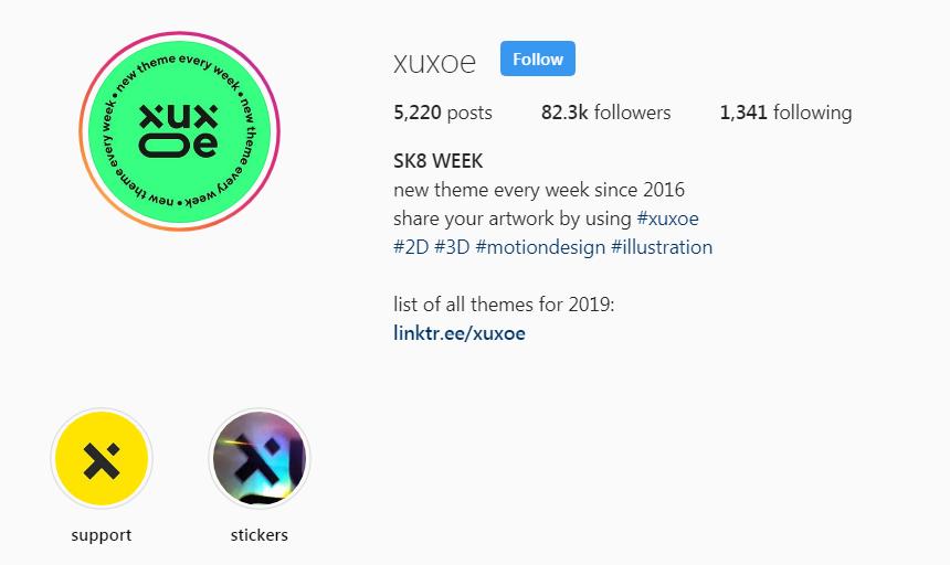 Best Instagram Accounts to Follow on Instagram For Inspiration Xuxoe