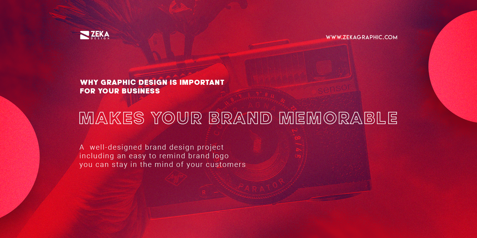 Makes Your Brand Memorable Using Good Graphic Design