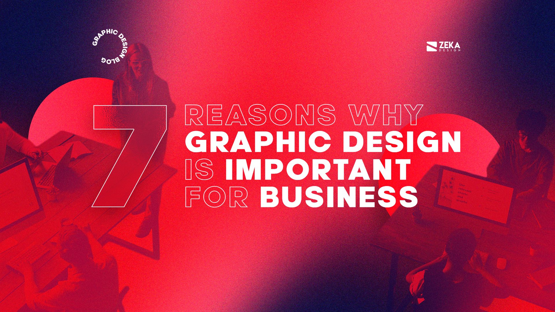 7 Reasons Why Graphic Design Is Important For Business