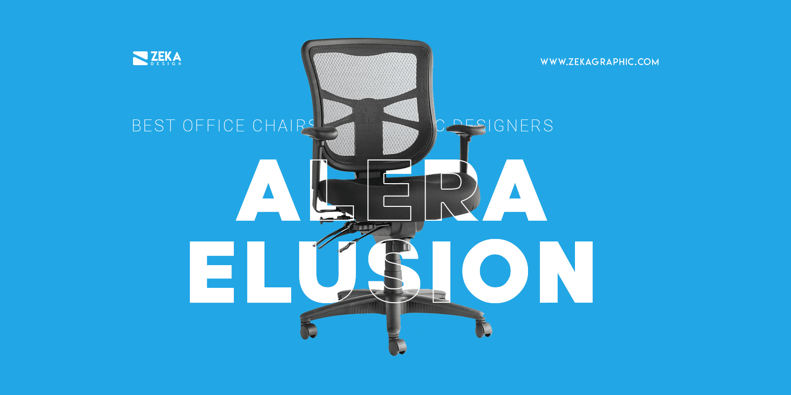 Alera Elusion Best Affordable Office Chair For Graphic Designers