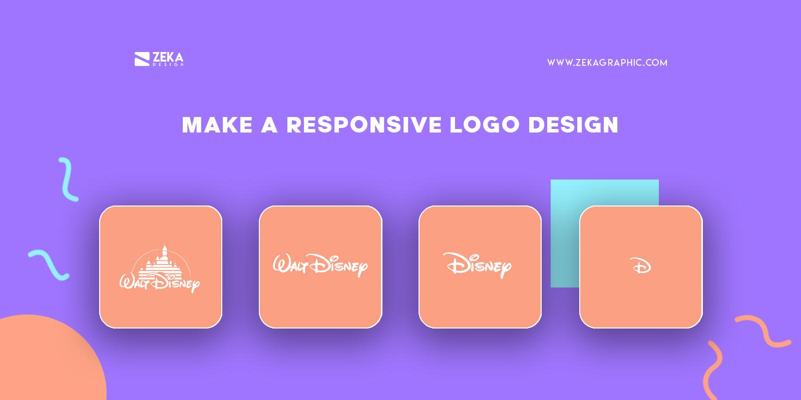 Make a Responsive Logo Design For Timeless brand logo