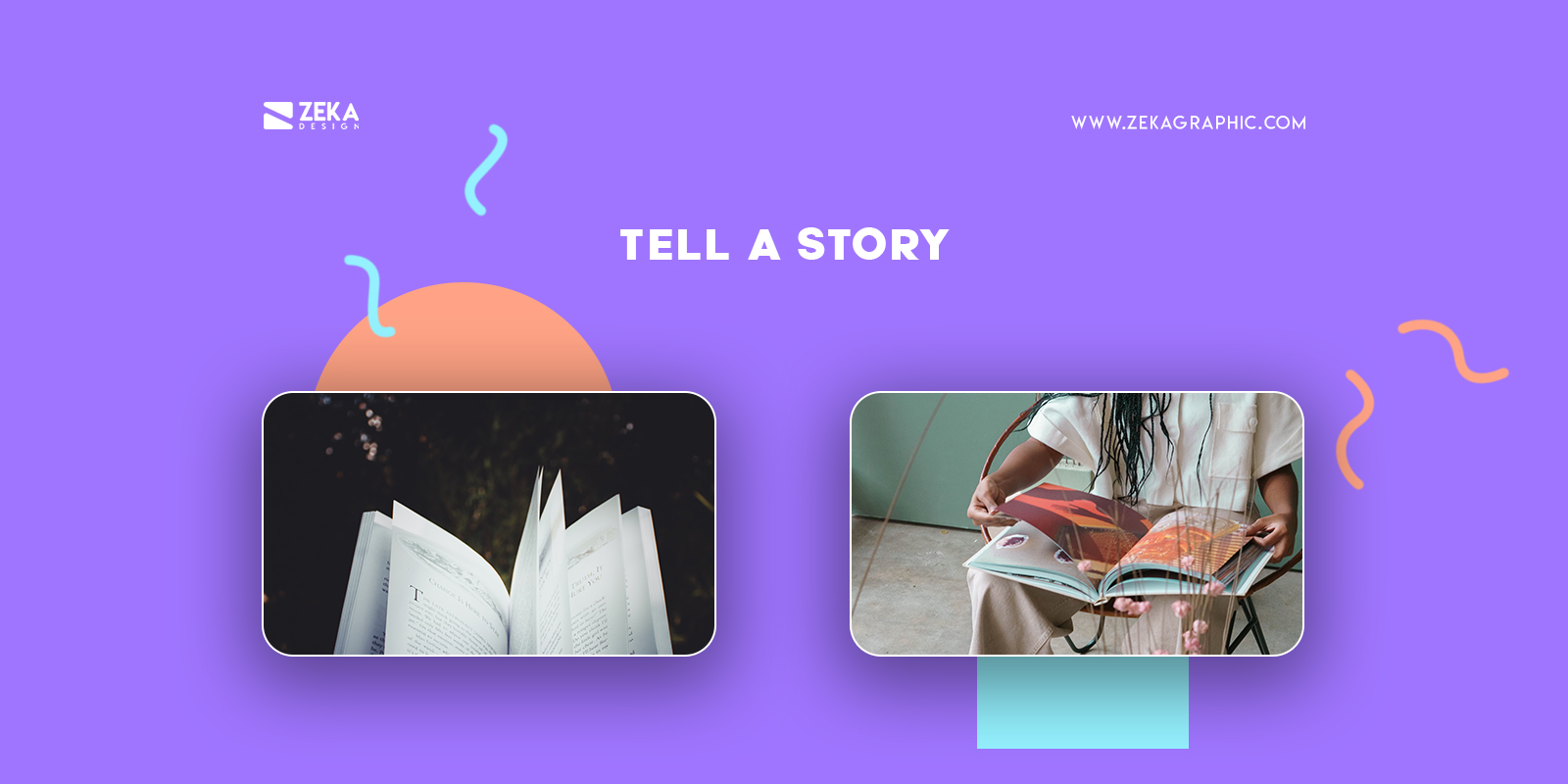 Tell A Story Through Your Timeless Brand Logo
