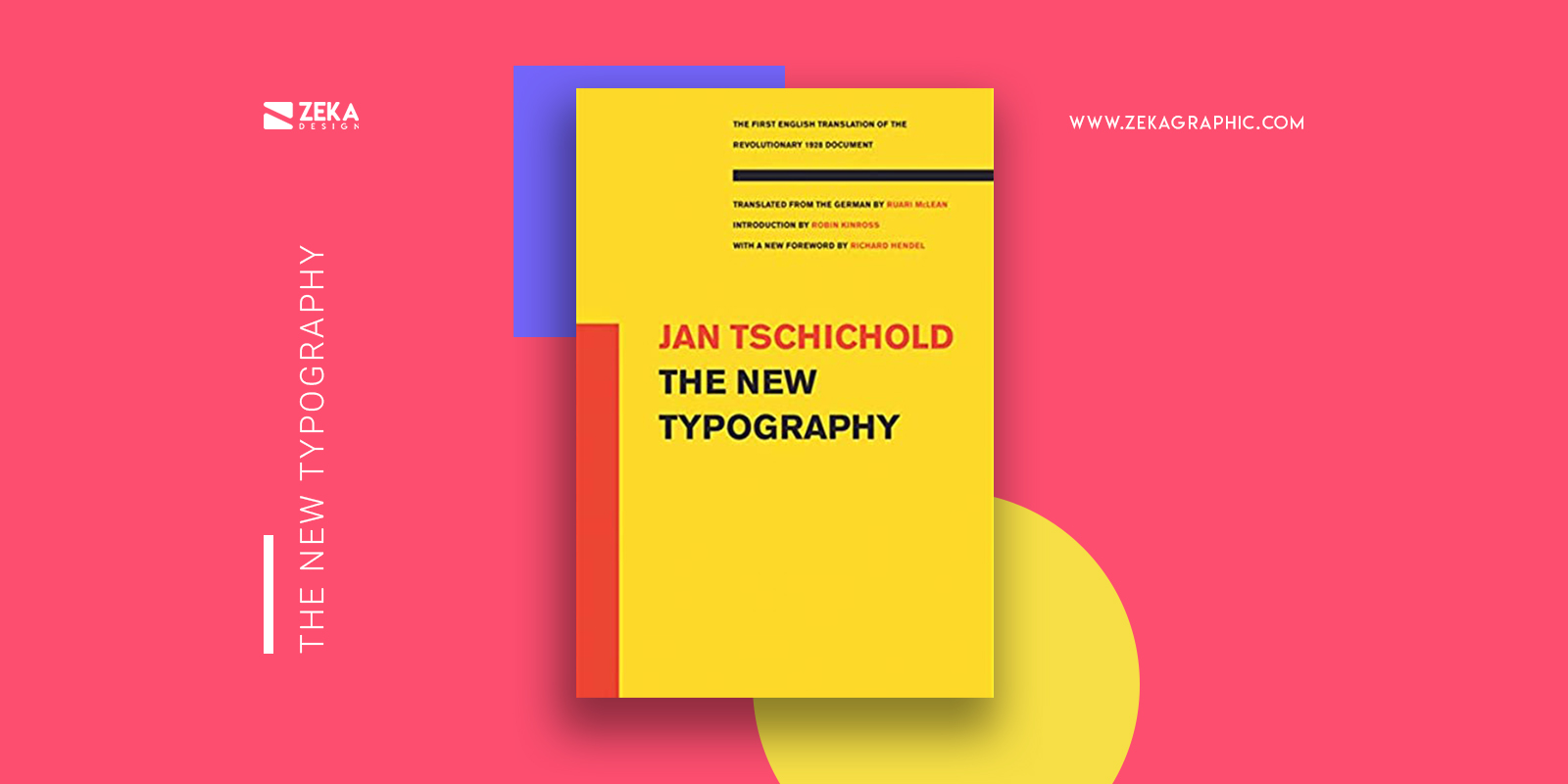 The New Typography Best Typography Design Books