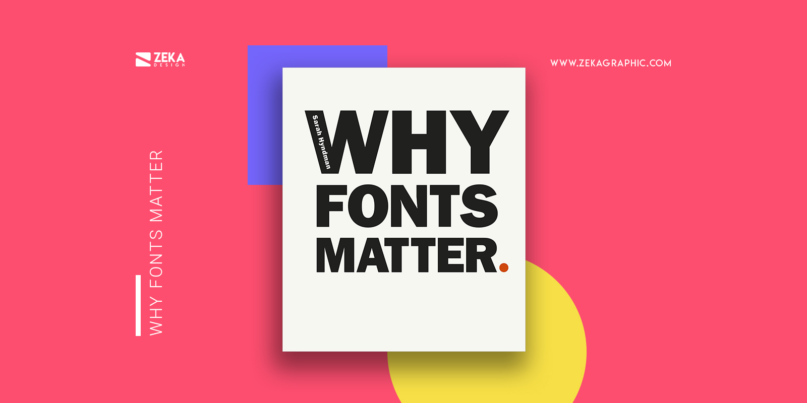 Why Fonts Matter Best Typography Design Books