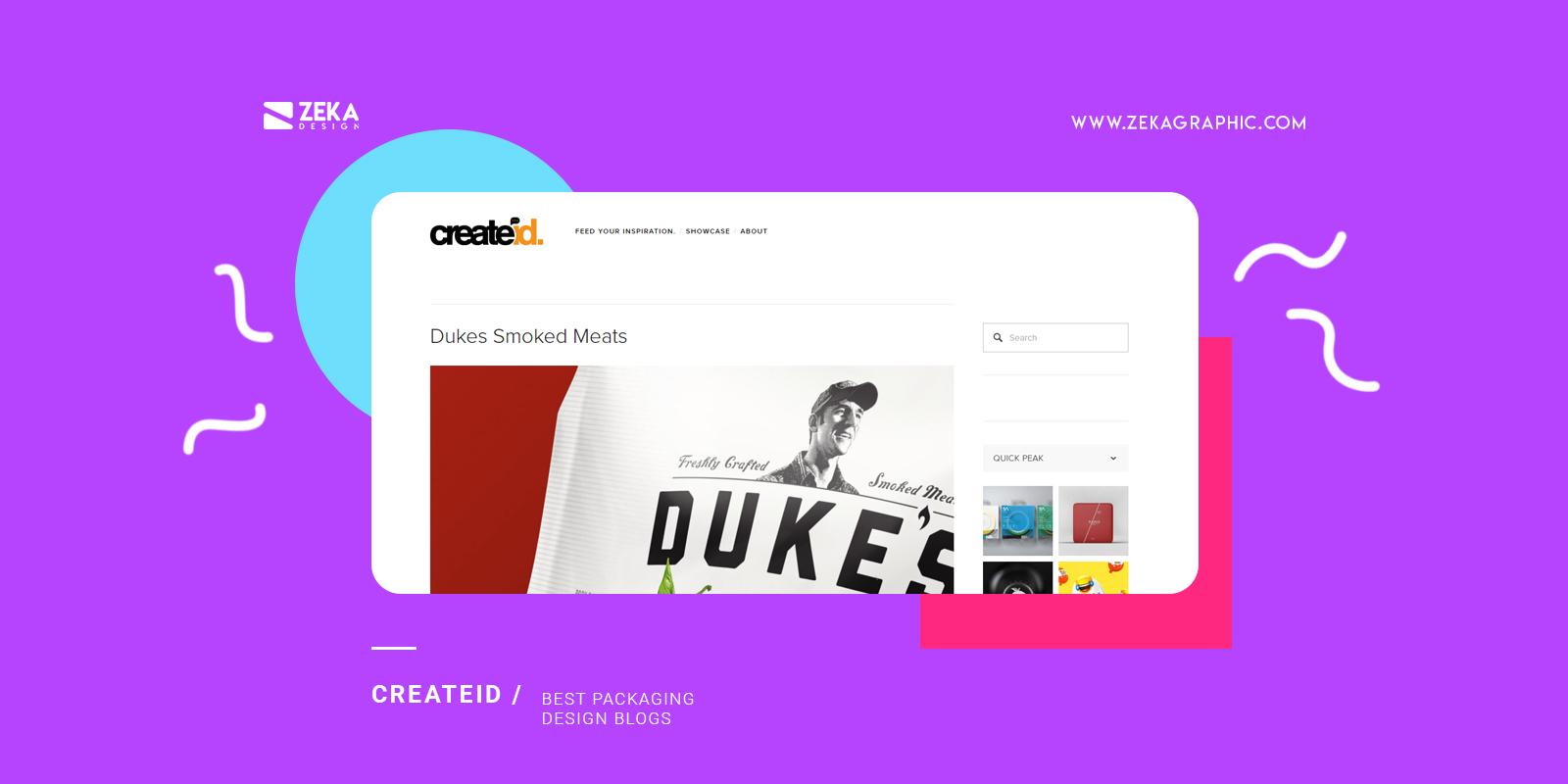 CreateID Best Packaging Design Blogs