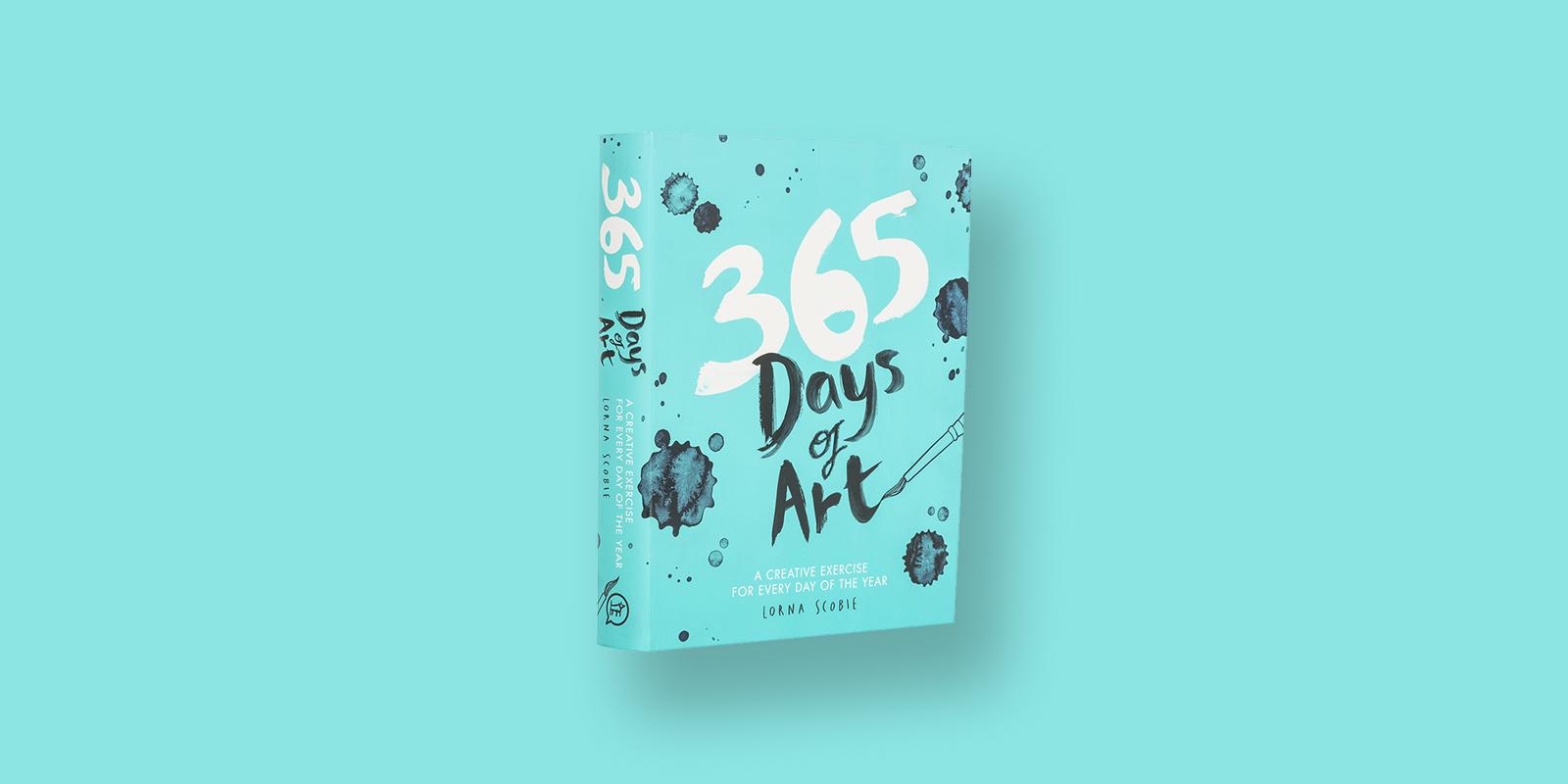365 Days of Art Best Illustration Books