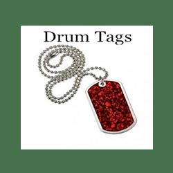 Drum Tags