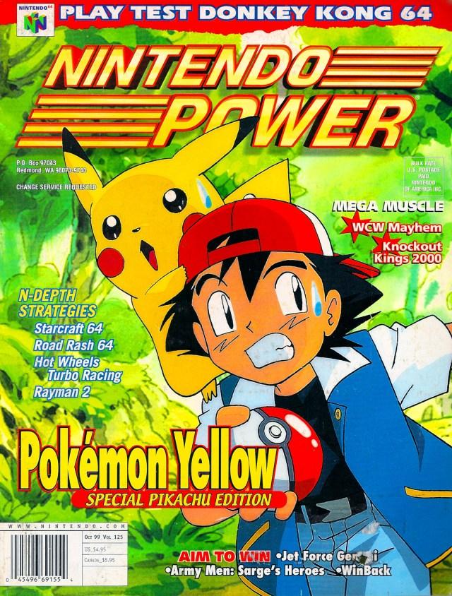 Nintendo Power 1999: A Transitional Year - Zelda Dungeon