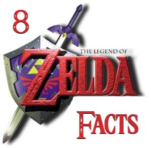 8 Zelda Facts