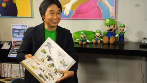 Miyamoto MTV Interview