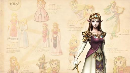 Princess Zelda Facebook Page