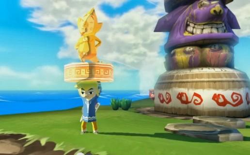 Wind Waker HD - Tingle Statue
