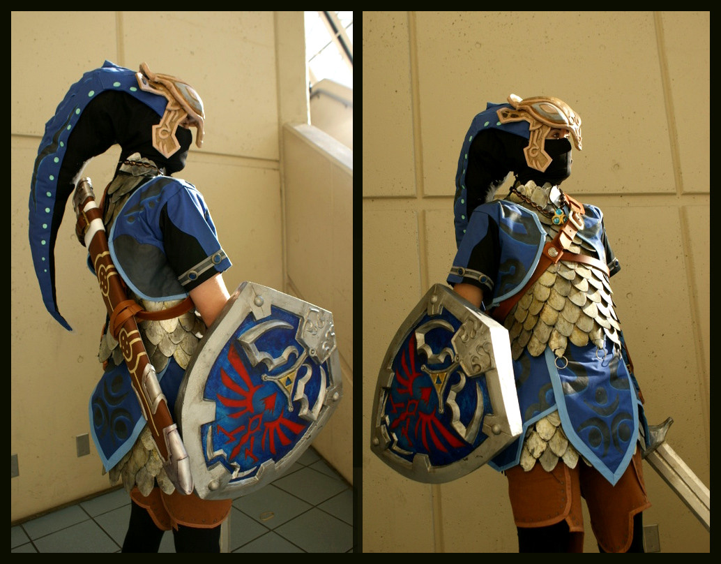 Arm Guard Zelda