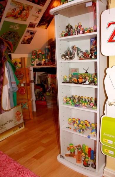 Zelda merchandise collection