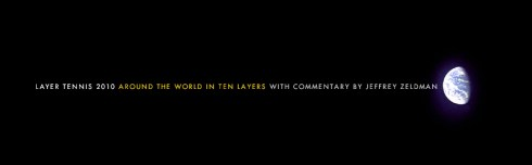 Layer Tennis around the world - Friday at 2:00 PM CT.