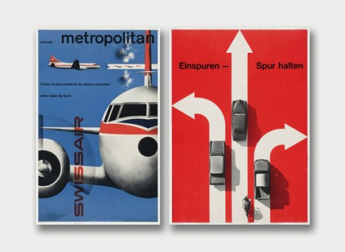 Swiss Origins – Graphic Design Highlights, 1933-1970