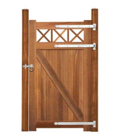 portails decoratifs en bois