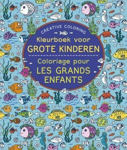 Kleuren voor volwassenen | 4 kleurboeken die het kind in je doen opleven