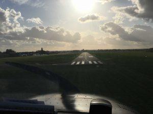 Zelf vliegen in Cessna
