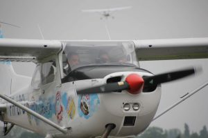 Zelf vliegen Cessna